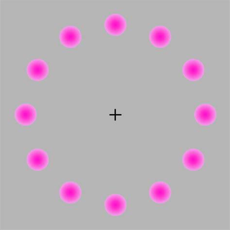 ilusiones opticas hechas a mano color illusions