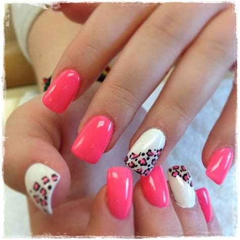 Artificial Nail Designs Pictures