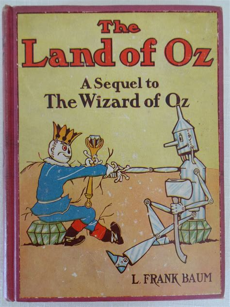 if i were a wizard books sale vintage land of oz l frank baum book ca 1930 r