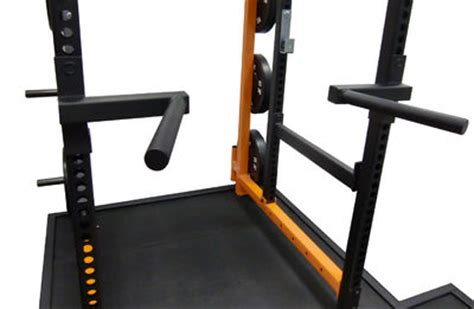 dip bars for power rack look heavy duty dipping bars for your gymratz power cage