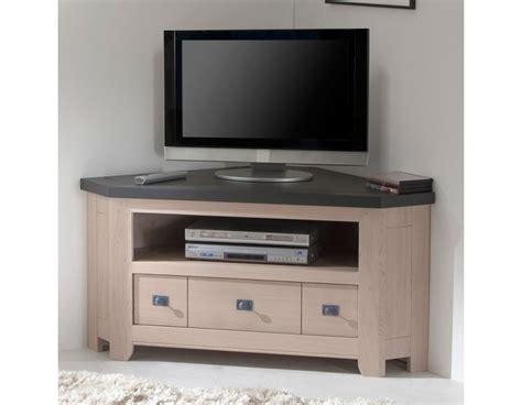 meuble tv d angle noir meilleure inspiration pour vos