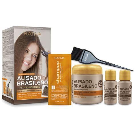 alisado con keratina en casa kativa alisado brasile 241 o comprar kit mejor precio online