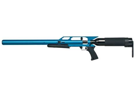 Pcp Air Condor Ss airforce condor ss pcp air rifle spin loc blue air rifles