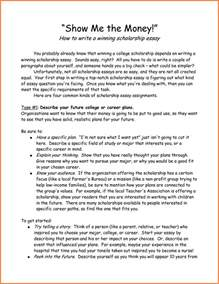 Writing A College Essay About Yourself by 100 Original Scholarship Essay Exle Questions