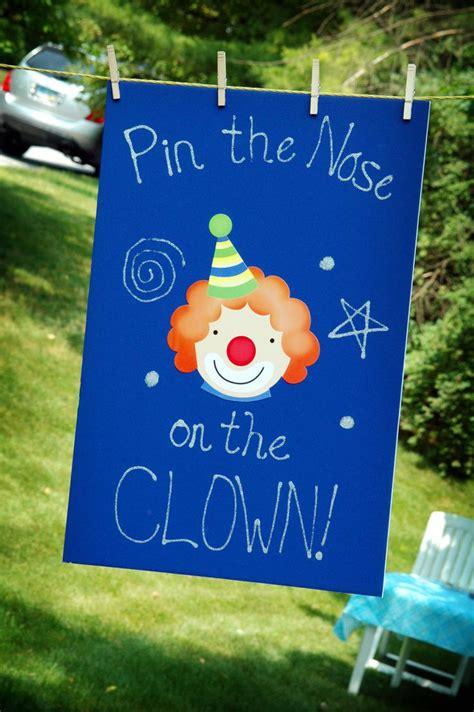 carnival games ideas  pinterest