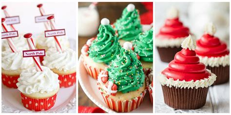 19 christmas cupcakes cupcake decorating ideas