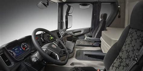 scania interni cabina nuove cabine scania serie g bestmotori it