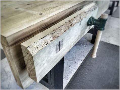 fitting a woodworking vice 17 best images about workshops work spaces and