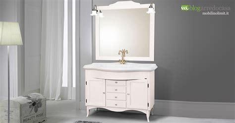 arredo bagno stile shabby come scegliere i mobili bagno in stile shabby chic m
