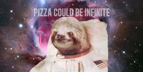 Astronaut Sloth Meme - image gallery large sloth astronaut wallpaper