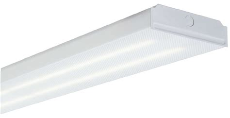 24 T8 Fluorescent Light Fixture Cooper Lighting Allpro Apw Gpw217 2 L 24 Inch T8 Fluorescent Wraparound Fixture