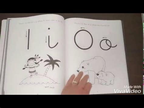 libro mi cuaderno montessori mi cuaderno montessori youtube