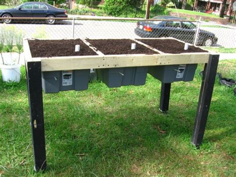 self watering raised bed 13 unique diy raised garden beds home stories a to z