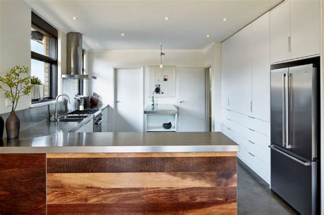 Kingswood Kitchens by Kingswood Contemporary Kitchen Melbourne By Eco