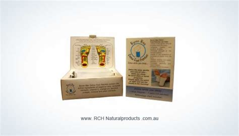 Byron Bay Detox Foot Patches by Byron Bay Detox Foot Patches 14s Health Food Store