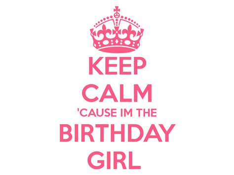 Im To by Keep Calm Cause Im The Birthday Poster Lm Ramos