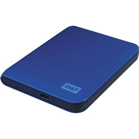 Harddisk External Wd Passport 500gb Wd 500gb My Passport Essential Portable Usb Wdbaaa5000abl Nesn