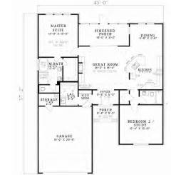 Best 25 2 Bedroom House Plans Ideas That You Will Like On Two Bedroom House Plans With Garage