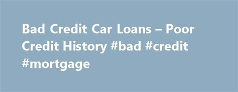 bank loans for bad credit 17 best ideas about car sales on half
