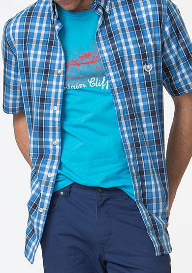 s big and casual shirts belk