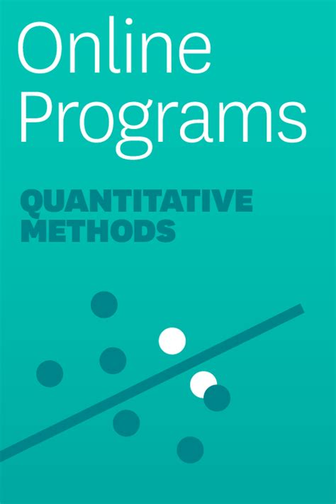 Quantitative Methods Syllabus Mba by Quantitative Methods A Self Paced Learning Program