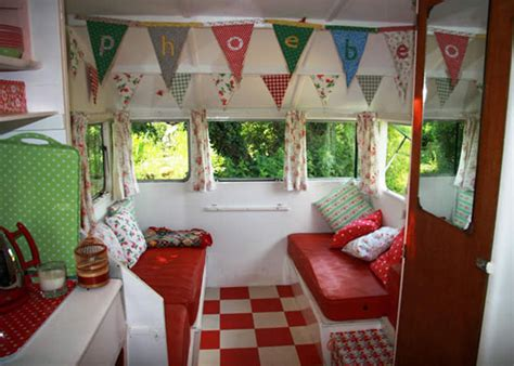 Vintage Camper Decorating Ideas Camper Decorating Ideas Dream House Experience