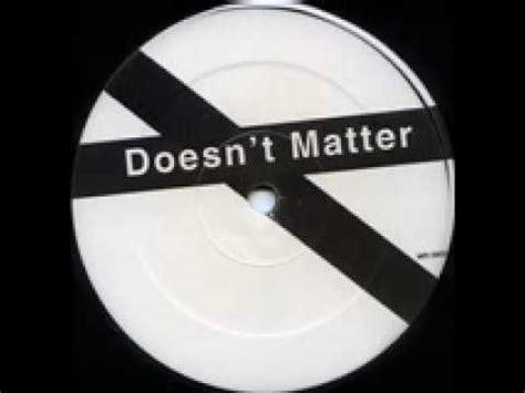depeche mode it doesn t matter depeche mode doesn t matter two montana remix