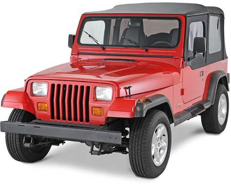 1995 jeep wrangler parts 1987 1995 jeep wrangler yj replacement parts quadratec