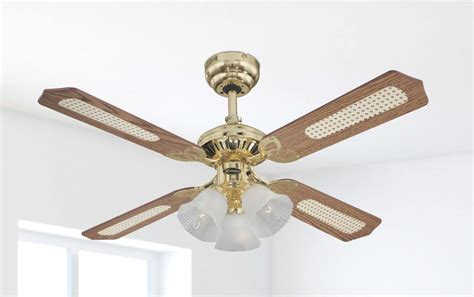 105 cm westinghouse princess trio ceiling fan in polished