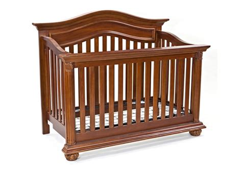 Baby Cache Essentials Curved Lifetime Crib Essentials Crib By Baby Cache Creative Ideas Of Baby Cribs