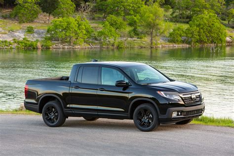 2017 honda ridgeline black edition 5 things you need to about the 2017 honda ridgeline