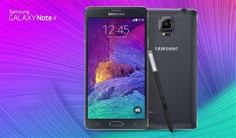 samsung galaxy note 4 specs samsung galaxy note 4 announced features specs price release date redmond pie
