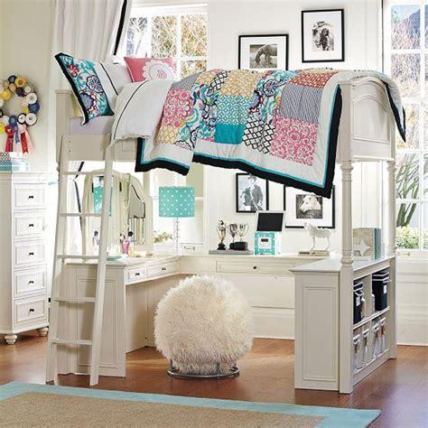 Chelsea Vanity Loft Bed by Chelsea Vanity Loft Bed Pbteen 1899 Is This Not The