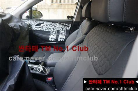 2019 Hyundai Santa Fe Interior by 2019 Hyundai Santa Fe Interior The Korean Car