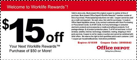 Office Depot Printable Coupons April 2016 Staples More Cheap Paper And 1 Goodies Common