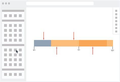 Timeline Maker And Generator Lucidchart Timeline Generator Printable