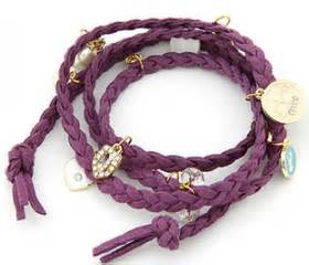 Aksesoris Gelang Multilayer Multi Element 3 preparation of multi element multi layer leather cord bracelet on luulla