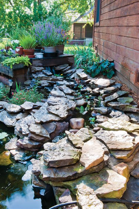 Backyard Water Feature Diy by D I Y Water Feature 417 Home 2013