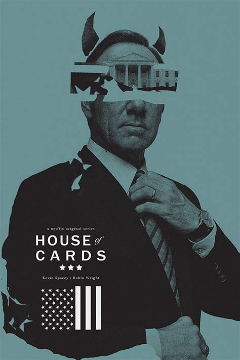 house of cards poster house of cards alternative movie poster by theartofadamjuresko