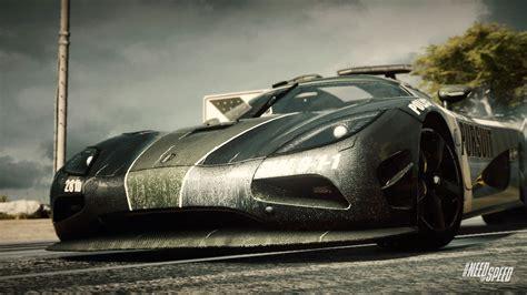 Koenigsegg Ccx Speed Koenigsegg Agera Cop Car Need For Speed Rivals 2013