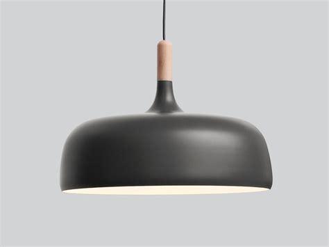 designer pendant lighting uk buy the northern lighting acorn pendant grey at nest co uk
