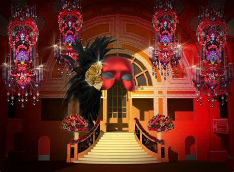 mask themed events the final design for our halloween masquerade ball is here