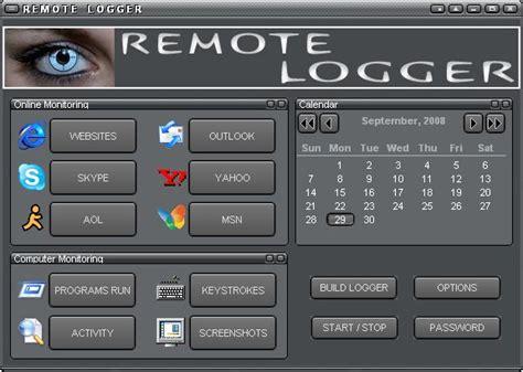 sniper spy keylogger remotely deployable sreenshot remote logger 2 12 remote keylogger