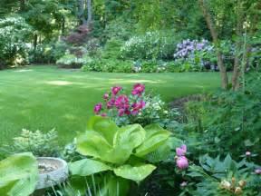 Shade Flower Garden Shade Gardens