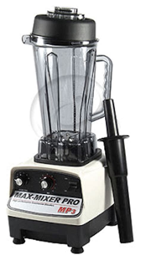 commercial blender max mixer pro 3 5hp tea