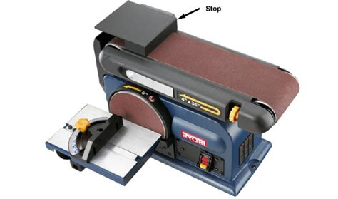bench belt sander best benchtop belt sanders reviewed 2017 jet shop fox skil ridgid rockwell