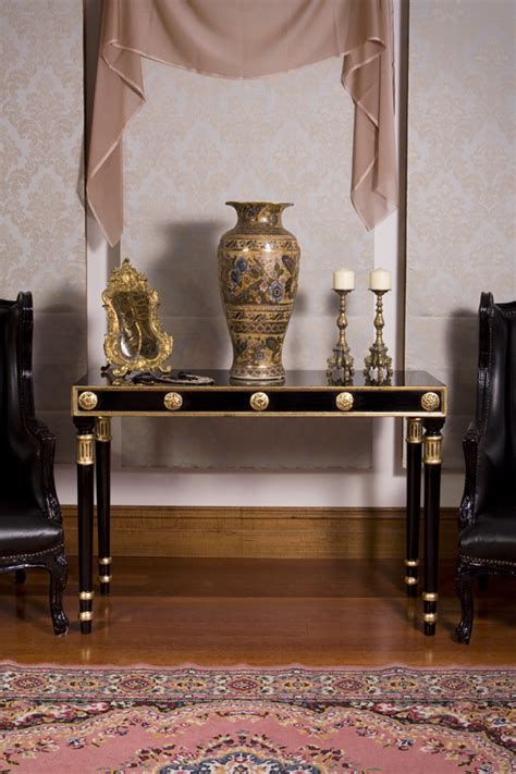 french tables french furniture hire