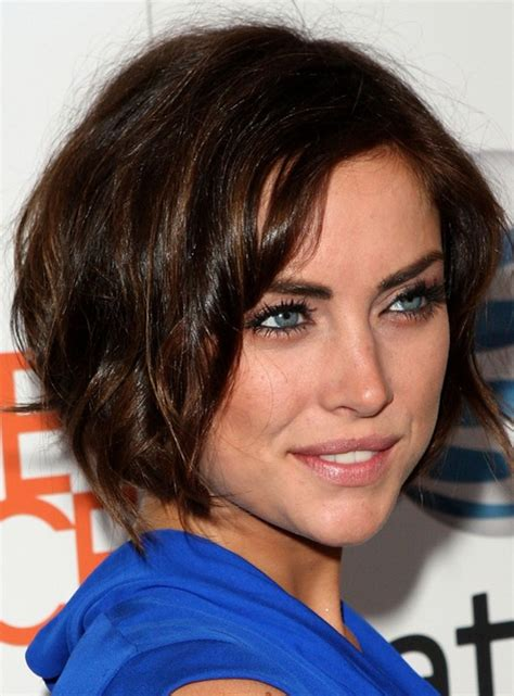 trendy hairstyle looks like a herringbone but with rubberbands most trendy bob hairstyles wardrobelooks com