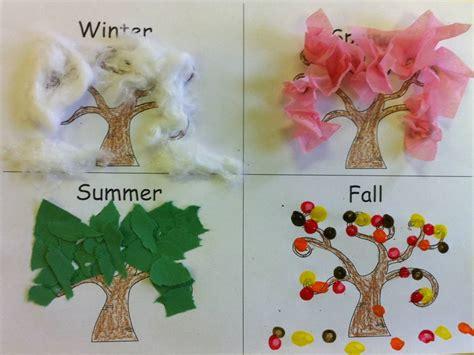 kindergarten activities on seasons seasons and a freebie kindergarten korner