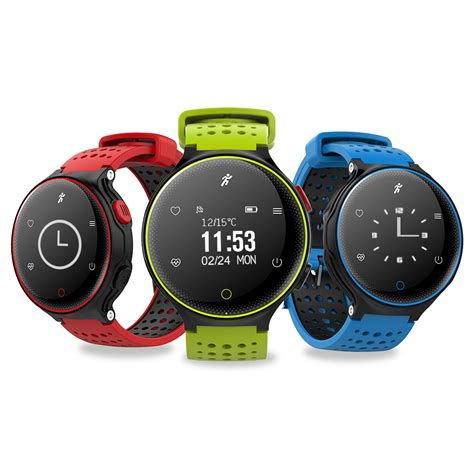 Smartwatch X2 x2 sport smart ip68 smartwatch bluetooth 4 0 wifi rate blood pressure blood oxygen